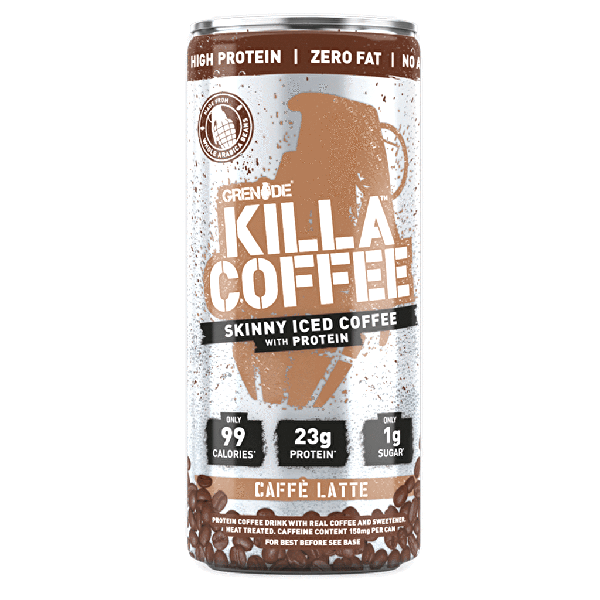 Grenade Killa Coffee (250ml)