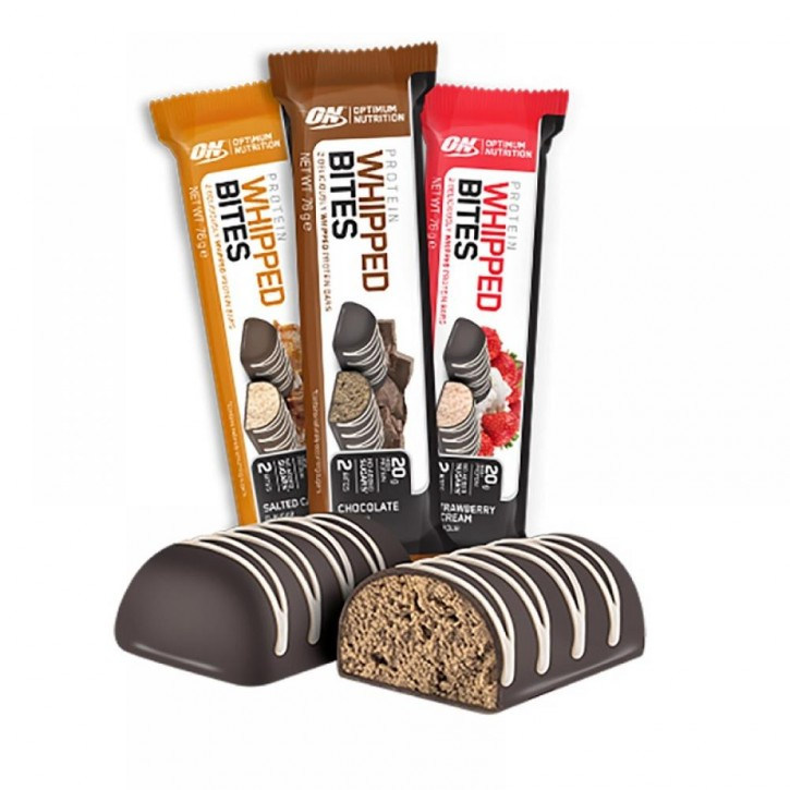 Optimum Nutrition Whipped Bites (76g) Salted Caramel