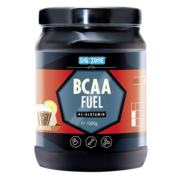 Big Zone BCAA Fuel (1000g)