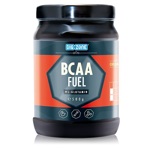 Big Zone BCAA Fuel