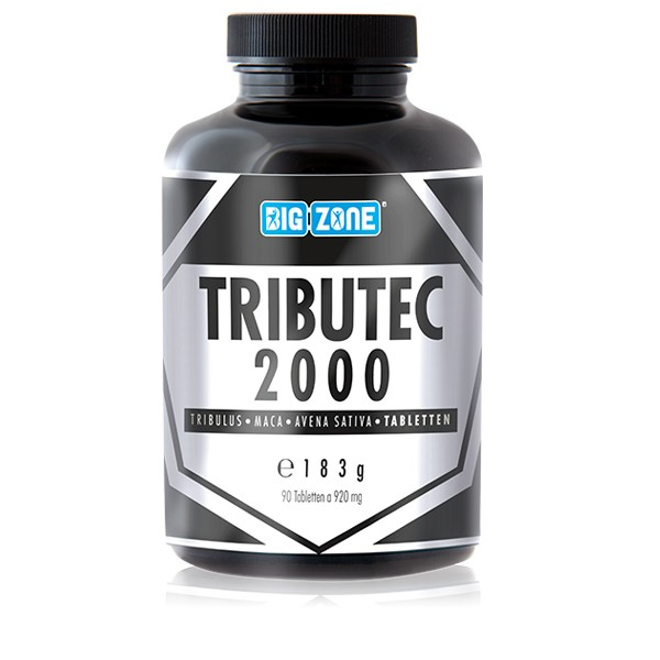 Big Zone Tributec 2000 (90 Tabletten)