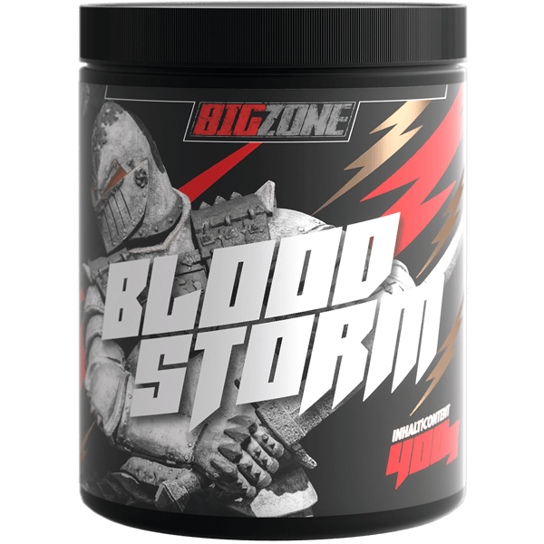 Big Zone Bloodstorm (400g) Himbeere