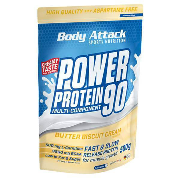 Body Attack Power Protein 90 (500g)