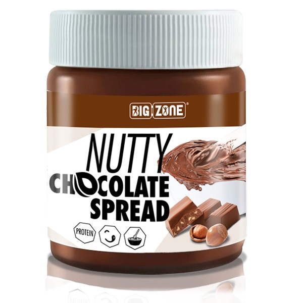 Big Zone - Nutty Chocolate Spread (250g)