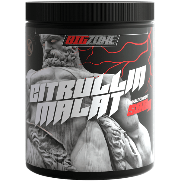 Big Zone L-Citrullin Malat (500g)