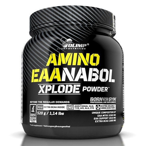 Olimp Amino EAAnabol Xplode (520g) Orange
