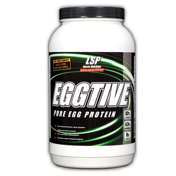 LSP Eggtive Protein (1000g)