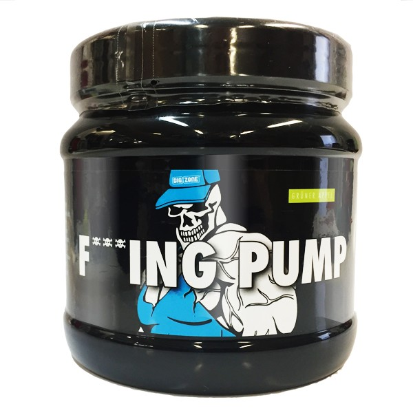 Big Zone F***ing Pump (420g Dose)