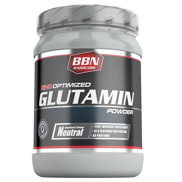Best Body L-Glutamin Powder (500g)
