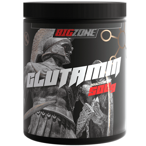 Big Zone L-Glutamin (500g)