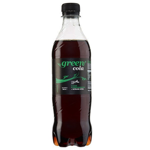 Green Cola (500ml) inkl. 0.25€ Pfand