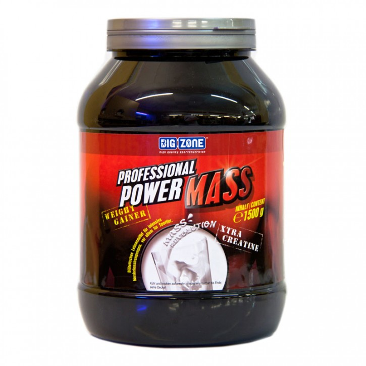 Big Zone Power Mass (1500g)
