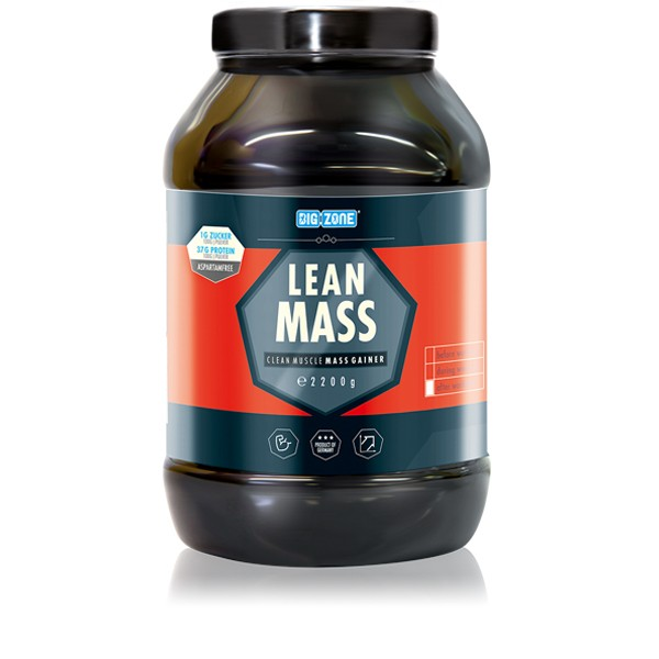 Big Zone Lean Mass (2200g)