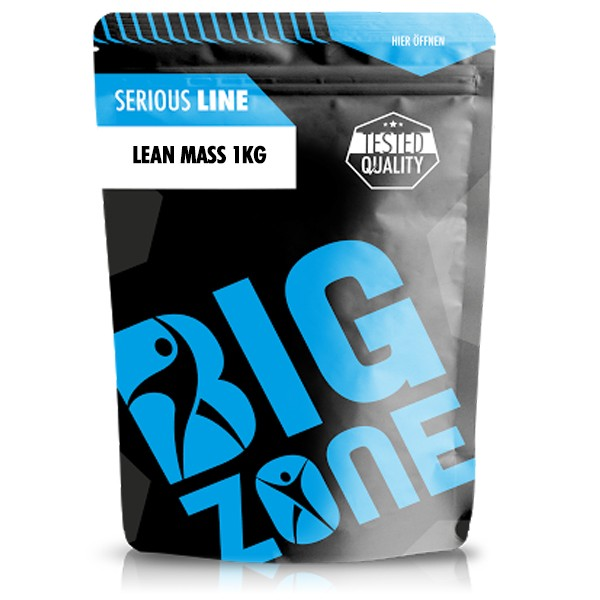 Big Zone Lean Mass (1000g)