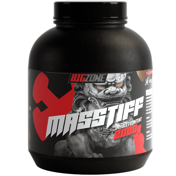 Big Zone Masstiff - 2000g Vanilla