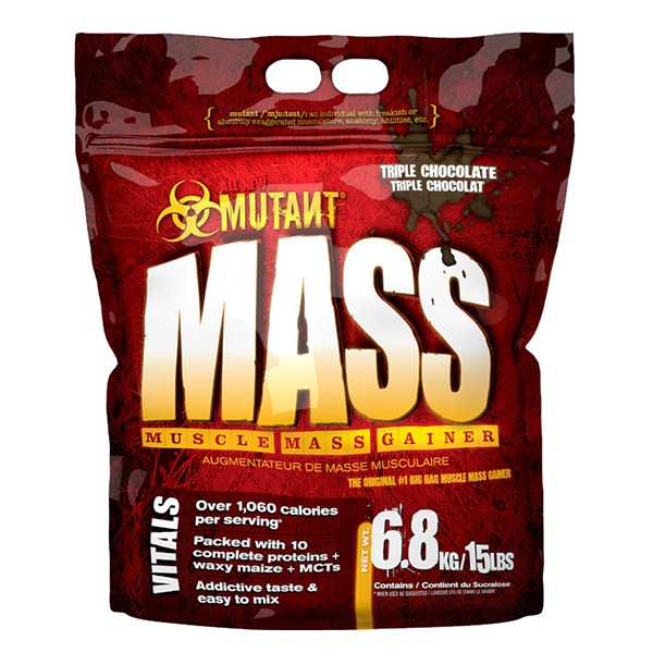 PVL Mutant Mass Weight Gainer - 6800g