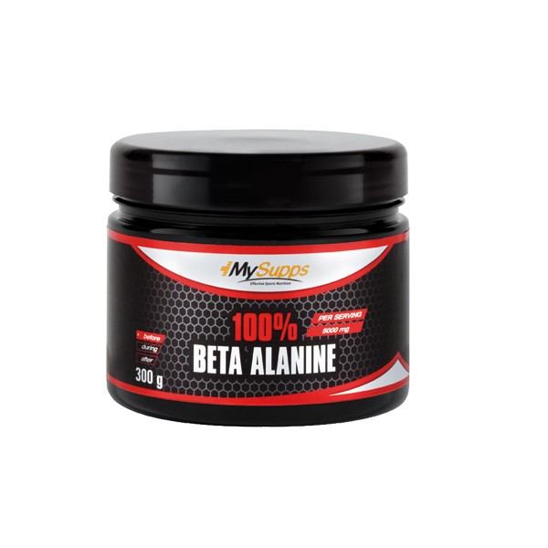My Supps 100% Beta Alanine Neutral