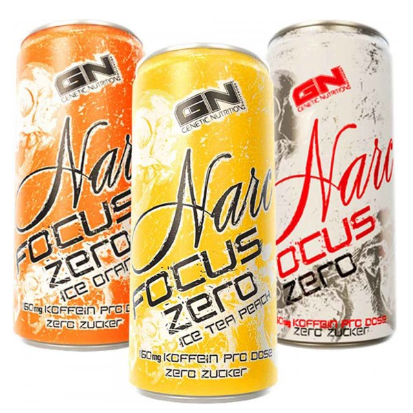 GN Narc Focus Zero (250ml)