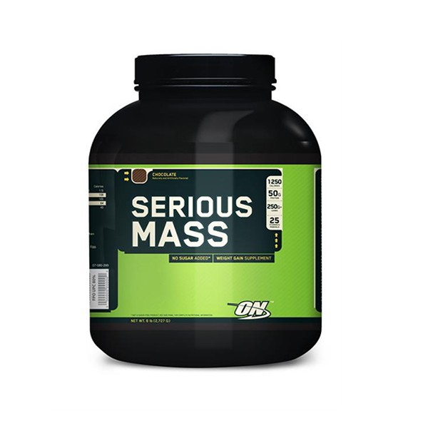 Optimum Nutrition Serious Mass (2727g) Chocolate