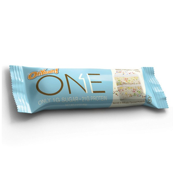 ISS RESEARCH OH YEAH ONE BAR (60g Riegel) White Chocolate Raspberry