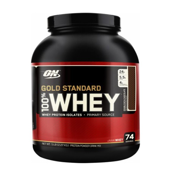 Optimum Nutrition 100% Whey Gold Standard 2270g 2270g / Chocolate Peanut Butter