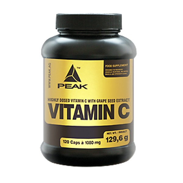 Peak Vitamin C (120 Caps)