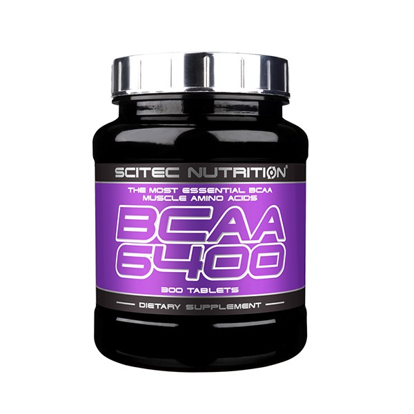 Scitec Nutrition BCAA 6400 (375 Tabletten)