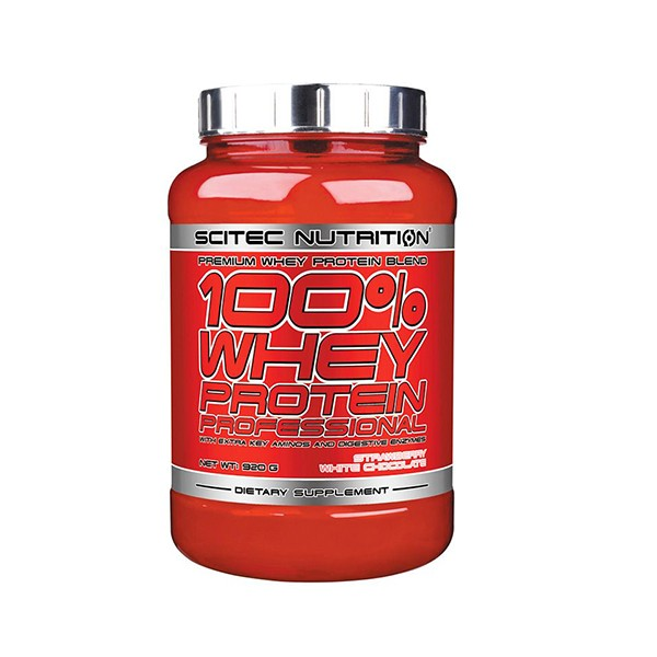 Scitec Nutrition 100% Whey Protein Professional (920g) 920g / Coconut