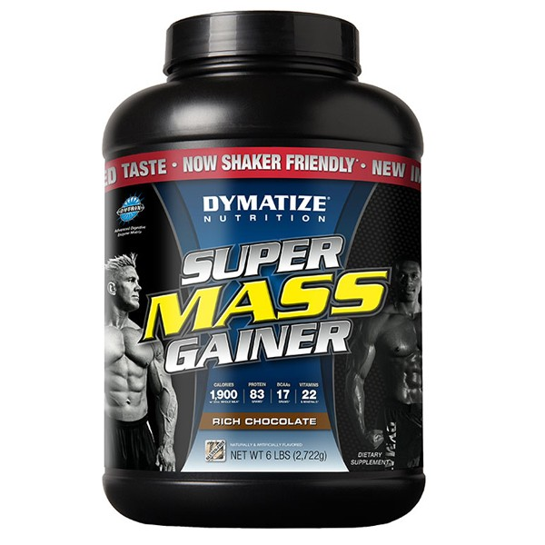 Dymatize Super Mass Gainer (2270g Dose)
