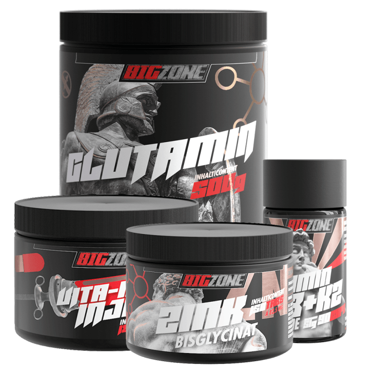 Big Zone Health Paket
