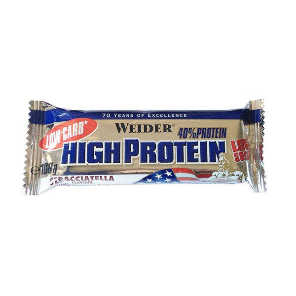 Weider Low Carb High Protein (1x100g Riegel)