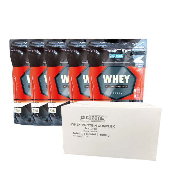 Big Zone Whey - 5000g