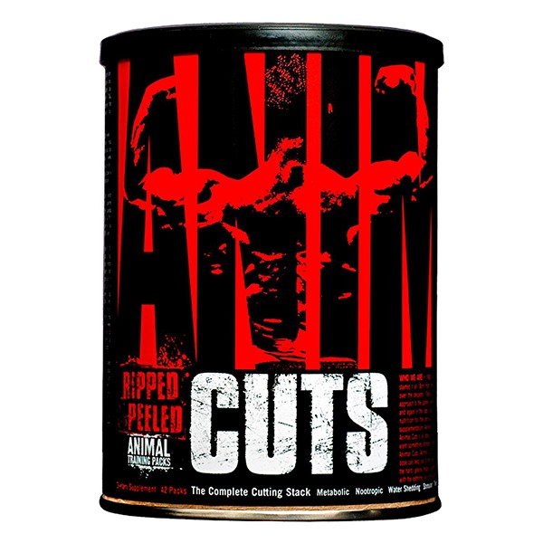 Universal Nutrition Animal Cuts (42 Pack Dose)
