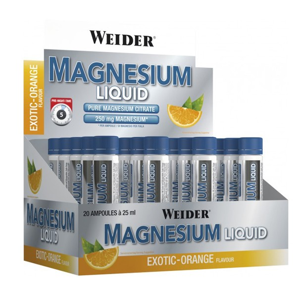 Weider Body Shaper Magnesium Liquid