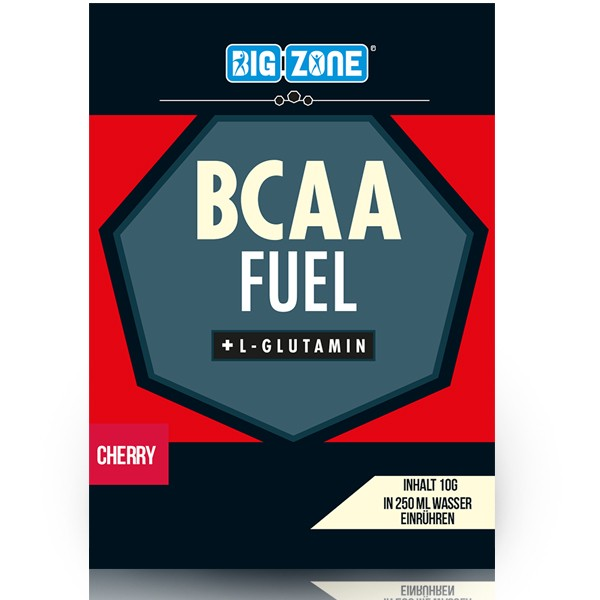 Big Zone BCAA Fuel - 10g Probe