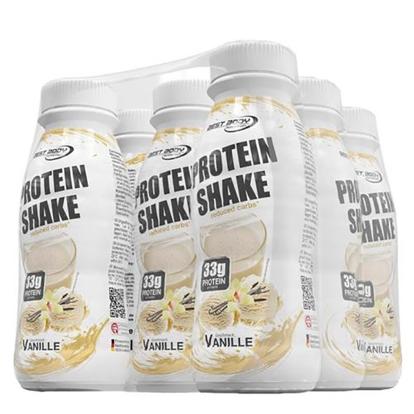 Best Body Protein Shake (8x330ml)
