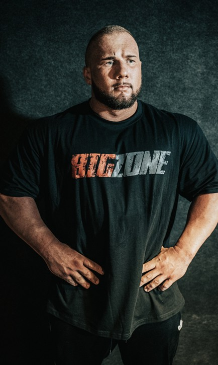 Big Zone Oversized T-Shirt XXL