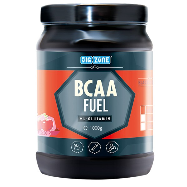 Big Zone BCAA Fuel (1000g) Kirsche