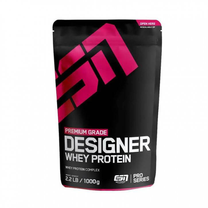 ESN Designer Whey - 1000g Cookies and Cream