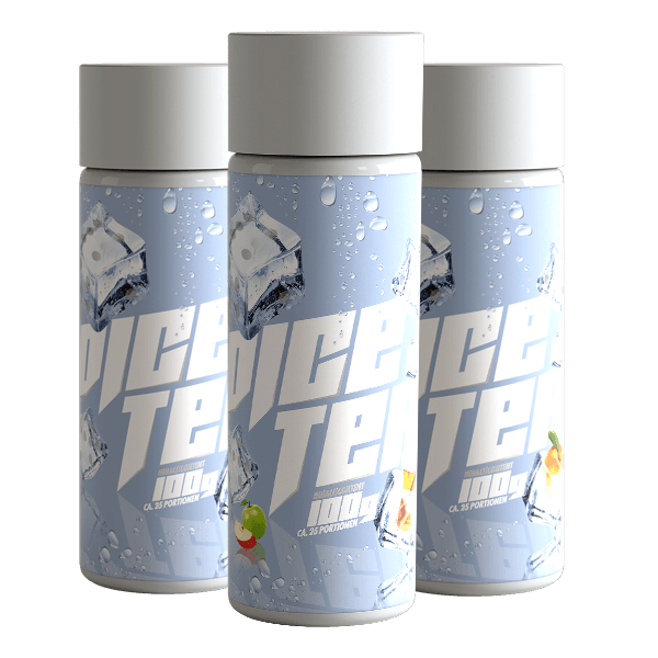 Dice Tea Bundle (3x100g)
