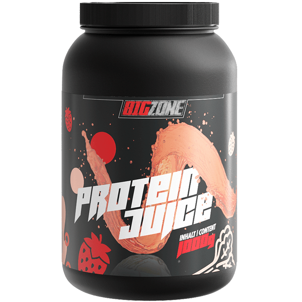 Big Zone Protein Juice - 1000g