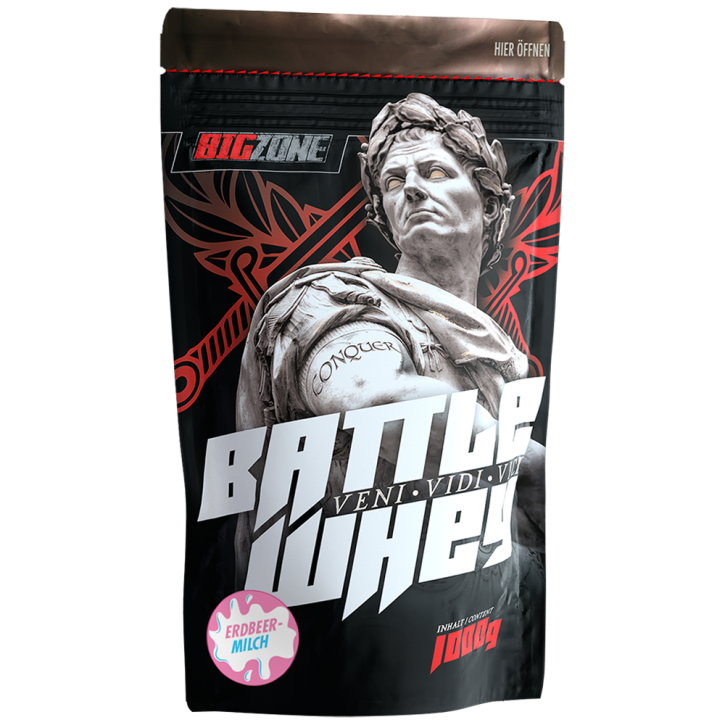 Big Zone Battle Whey - 1000g