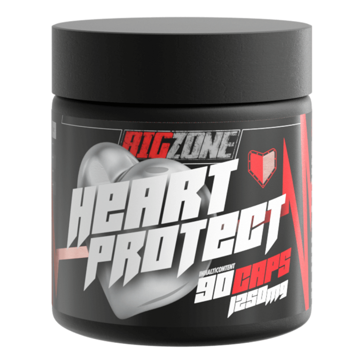 Big Zone Heart Protect (90 Kapseln)