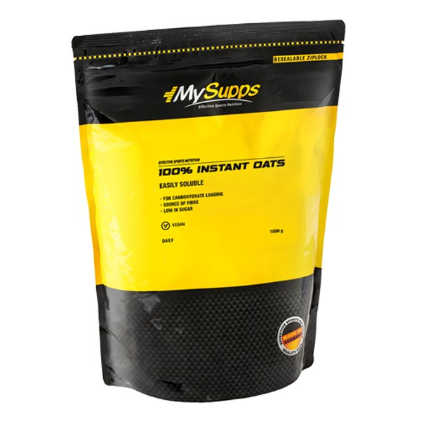 My Supps Instant Oats (1000g)
