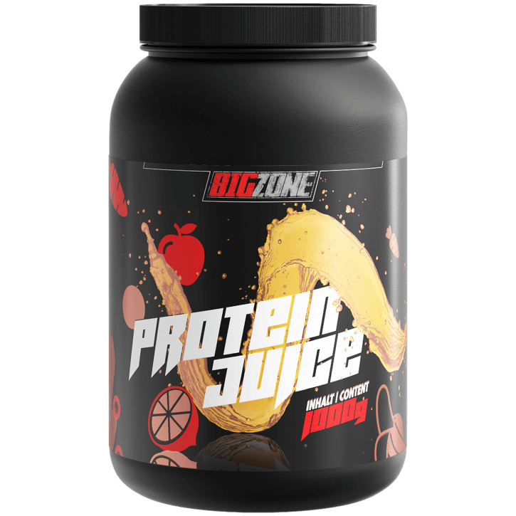 Big Zone Protein Juice - 1000g Multivitamin