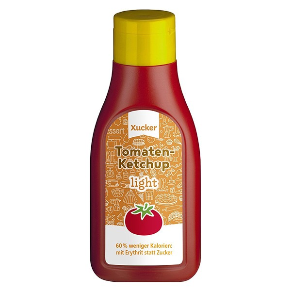Xucker Ketchup Light (500ml)