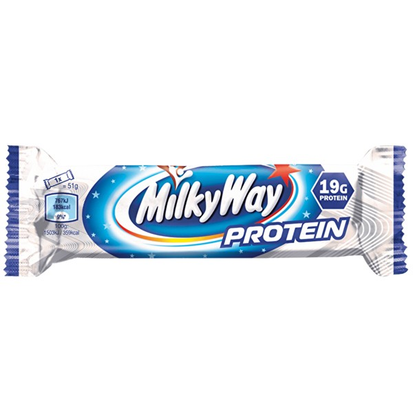 Milky Way Protein Bar (1x51g Riegel)