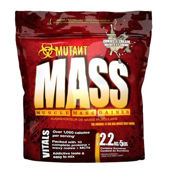 PVL Mutant Mass Weight Gainer (2200g)