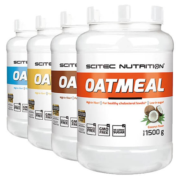 Scitec Nutrition Oatmeal (1500g)