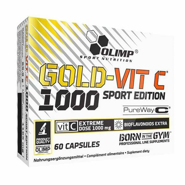 Olimp Gold Vit-C 1000 Forte (60 Caps)